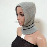 Chapeau de passe-montagne de masque de Kintted de l'hiver