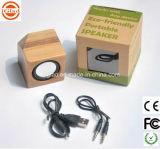 De Draagbare Mini Houten Mobiele Spreker van uitstekende kwaliteit