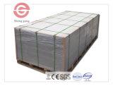Placa ignífuga de placa de óxido de magnésio MGO de fornecedor de China
