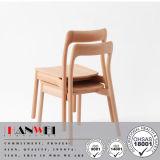 Populärer moderner Buche-Stuhl-hölzerne Möbel für Esszimmer