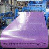 As bobinas de PPGI, colorem a bobina de aço revestida, telhadura de aço galvanizada Prepainted Ral9002/9006 da bobina Z275/Metal
