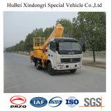 De LuchtVrachtwagen van Dongfeng 4*2 20m met de Mand van de Capaciteit van de Lading 200kg