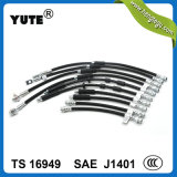 """Hl del tubo flessibile Braided flessibile di gomma 1/8 del freno idraulico di Yute EPDM """""""