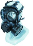 Preiswerte Gasmaske-Antigasmaske des vollen Gesichts-CB10578