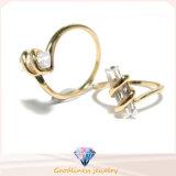 2017最も新しい方法925純銀製の宝石類のリング(R10636)