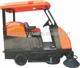 Industrielles Reinigungs-Geräten-grosse Größen-Fahrt auf Straßen-Kehrmaschine