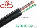 Cavo del cavo UTP di comunicazione della rete del cavo telefonico 24X2X0.5cu/Cable