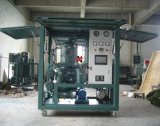 Установленный PLC завод фильтрации масла двойного вакуума этапа диэлектрический, диэлектрический завод очистителя масла