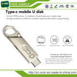 2017 New Arrival USB Flash Drive Type-C 3.1 OTG USB Disk High Speed ​​Memory Stick pour Smartphone PC Computer Tablet Hot Sale