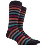 Modische abgestufte Komprimierung-Socken