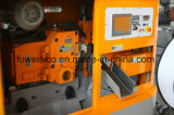 De scherpe CNC van het Merk van de Besnoeiing Hoge snelheid die van de Staaf van het Metaal Machine fws-50 snijden van de Cirkelzaag