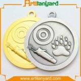 Promoção Customer Design Metal Medal