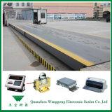 Scs 120t 전자 시멘트 플랜트 트럭 가늠자