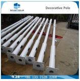 10m de braço único ao ar livre Hot-DIP de aço galvanizado de aço cônico Post