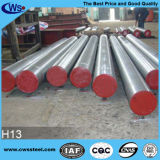 Barra rotonda dell'acciaio H13 della muffa del lavoro in ambienti caldi
