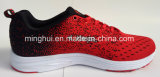 Спорт Knit мухы материальный облегченный обувает ботинки спортов обуви идущих ботинок
