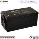 CS12-200d AGM /Sealed van de Batterij de Zure Batterij van het Lood/Accu 12V 200ah