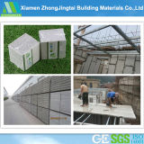 Cordões de EPS concreto melhor isolamento Wall & Placa de cimento de Fixação do Teto