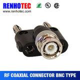 Connecteur mâle de programme finisseur de fiche de connecteur de BNC