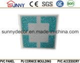 Панель стены 603mmx603mm Плитк-PVC потолка PVC