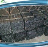 Труба раздела полости черного квадрата госпожи ERW стальная/пробки (rhs/Shs)