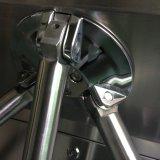 Edelstahl-automatisches Stativ-Drehkreuz mit Eindringen-Sicherheits-Warnung