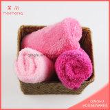 Toalha de lã de coral microfibra multifunções para polimento de cozinha / carro