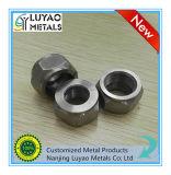 Material de aço inoxidável / aço com usinagem CNC personalizada