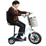 Faltbarer 3 Rad-elektrischer Roller des heißen Verkaufs-2018 mit Cer