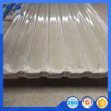 波形のガラス繊維の積層物のパネル