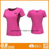 Women's Quick Dry T-Shirt mèche d'humidité