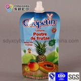 Yongxiangのブランドはフルーツジュースまたは液体のための口が付いている袋を立てる