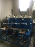 Solas da sapata do plutônio da densidade dobro de Starlink/Xingzhong que derramam a máquina