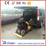 Levage de fauteuil roulant de mobilité pour Van et minibus (WL-D-880U)