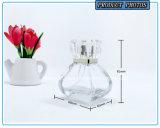 Bouteille en verre matérielle blanche élevée 50ml Wholsale de Perufme