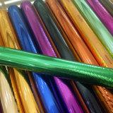 Les couleurs de l'impression de transfert de la feuille de papier d'estampage à chaud