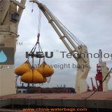 Saco de peso de carga de água