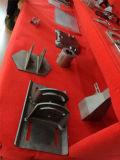De Fabrikant van de Dienst van de Vervaardiging van het Aluminium van het Roestvrij staal van het Metaal van de douane in China