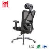 高品質のヘッドレスト中国Facturyが付いているオレンジ網のオフィスの椅子