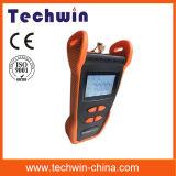 Nuevo instrumento de prueba para la red de fibra óptica Tw3208e Power Meter