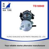 dispositivo d'avviamento di 12V 1.2kw per il motore Lester 17098 di Denso
