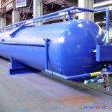 Calefacción de vapor directo los rodillos de goma Vulcanizating autoclave