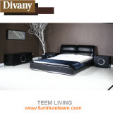 Italian Leather Designs Home Bed