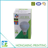 Conception personnalisée Boîte en carton d'importation pour le voyant LED