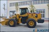 Zl50 Тяжелая строительная техника Китая 5 тонн колесный погрузчик для продажи