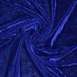 velluto denso di 185GSM 100%Polyester per vestiti