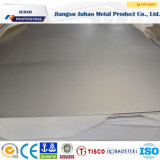 Hoja de acero inoxidable 2b de ASTM A240 304/placa