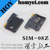 Micro SIM-карты в разъем SIM-карты с разъемом типа для поверхностного монтажа
