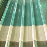 Em policarbonato de alta resiliência a folha de Lexan de gases com efeito de coberturas
