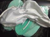 청정실 PVC Dottedd ESD Antidust 시동 덮개